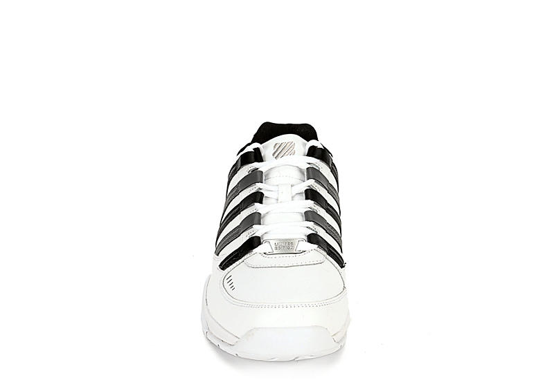 K-SWISS Mens Baxter Sneaker - WHITE