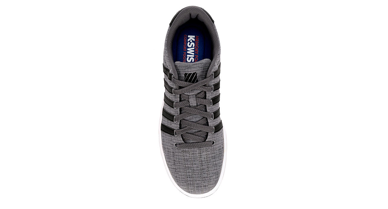 K-SWISS Mens Court Pro Ii Sneaker - GREY