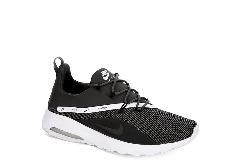 pretty nice 98a8f d3181 Nike Mens Mens Air Max Motion Racer 2 Sneaker - Black