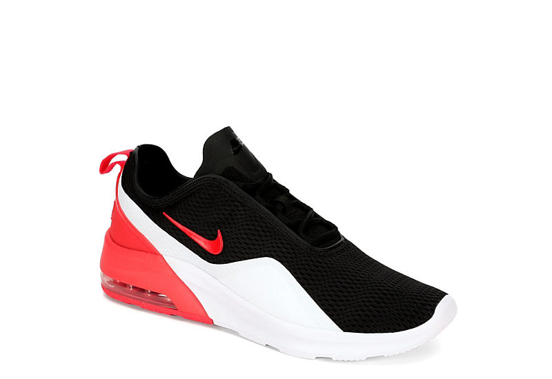 a171c2f159326 Black Nike Mens Air Max Motion 2 Sneaker | Athletic | Off Broadway Shoes
