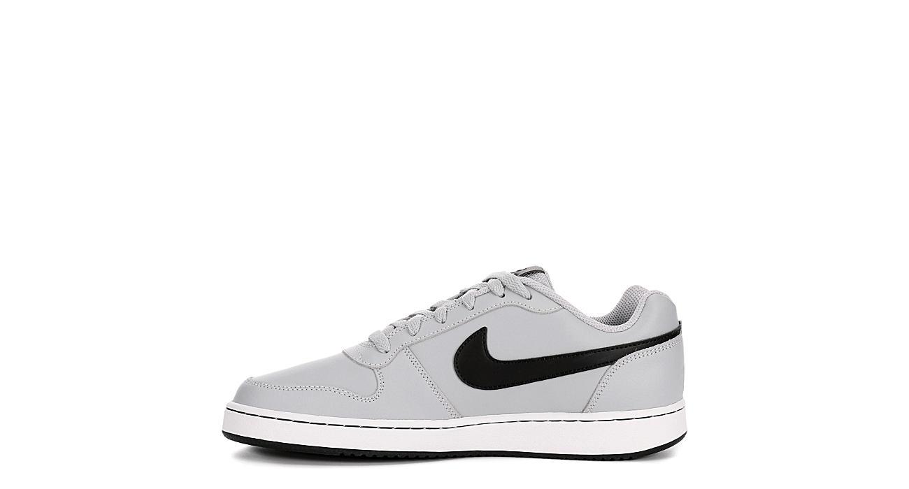 NIKE Mens Ebernon Sneaker - GREY