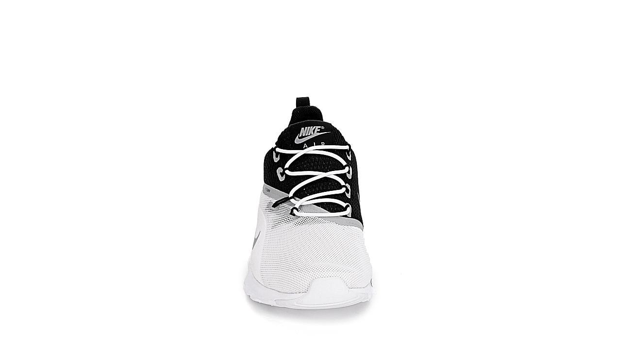 NIKE Mens Air Max Motion Racer 2 Sneaker - BLACK