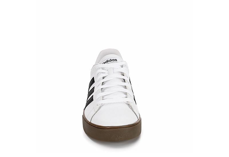 ADIDAS Mens Daily 2.0 Sneaker - WHITE