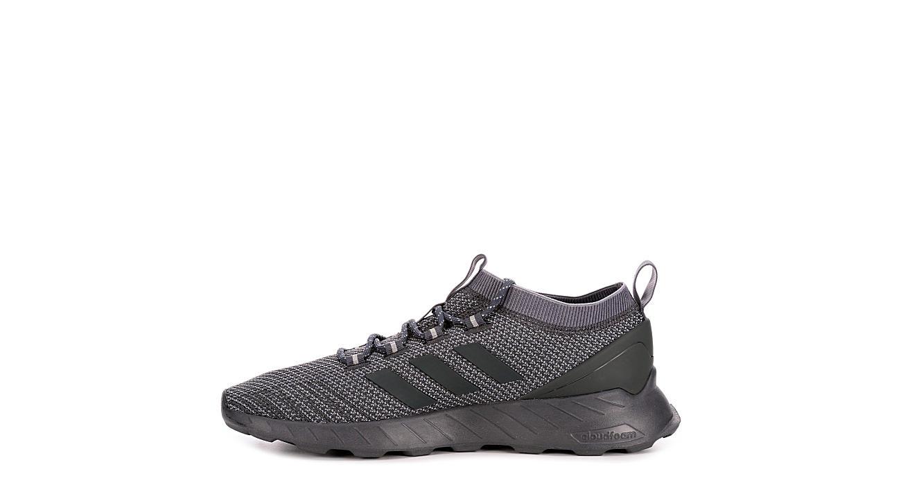 ADIDAS Mens Questar Rise Sneaker - DARK GREY