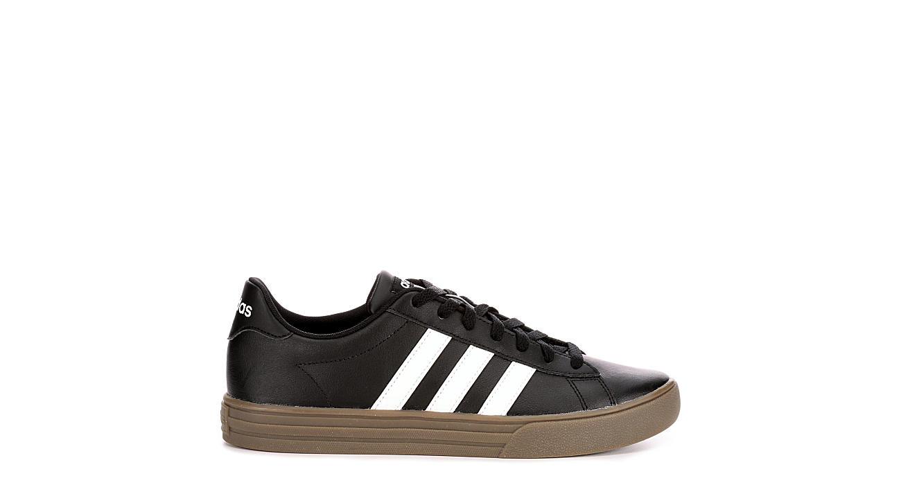 ADIDAS Mens Daily 2.0 Sneaker - BLACK