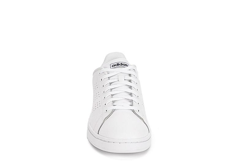ADIDAS Mens Advantage Clean Sneaker - WHITE