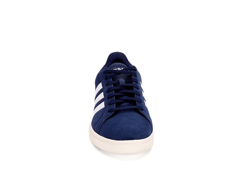 ADIDAS Mens Grand Court Sneaker - NAVY