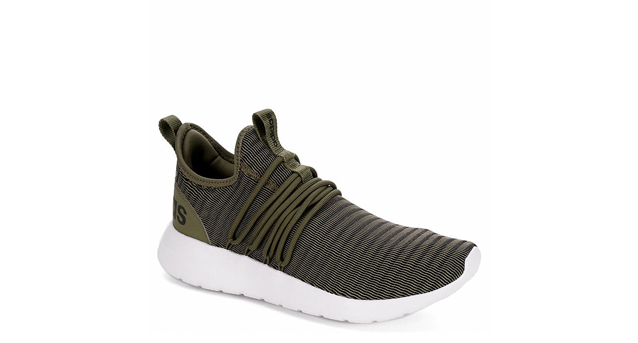 low priced a7edc 674d3 Adidas Mens Lite Racer Adapt Sneaker - Olive