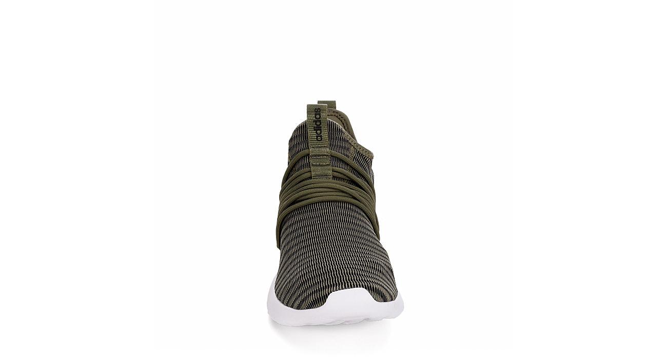 ADIDAS Mens Lite Racer Adapt Sneaker - OLIVE