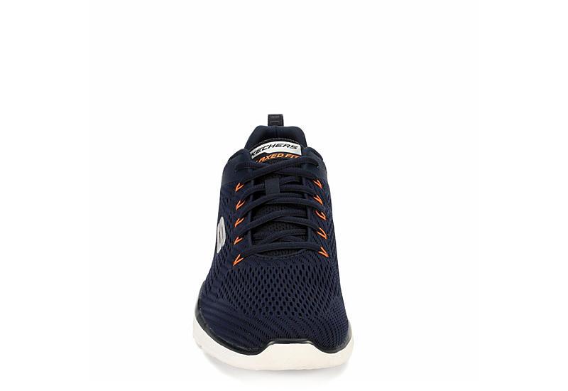 SKECHERS Mens Equalizer 3.0 Sneaker - NAVY