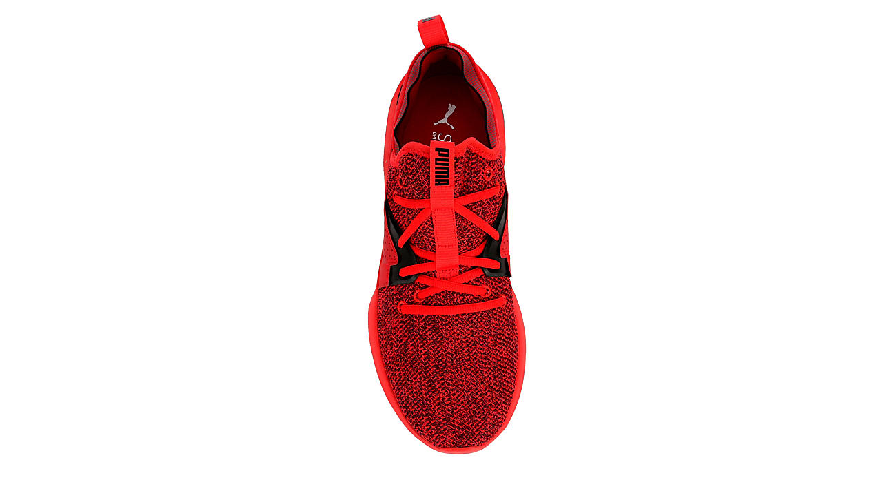 PUMA Mens Emergence Sneaker - BLACK
