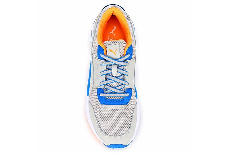 PUMA Mens Future Runner Sneaker - GREY