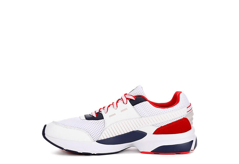 PUMA Mens Future Runner Sneaker - WHITE