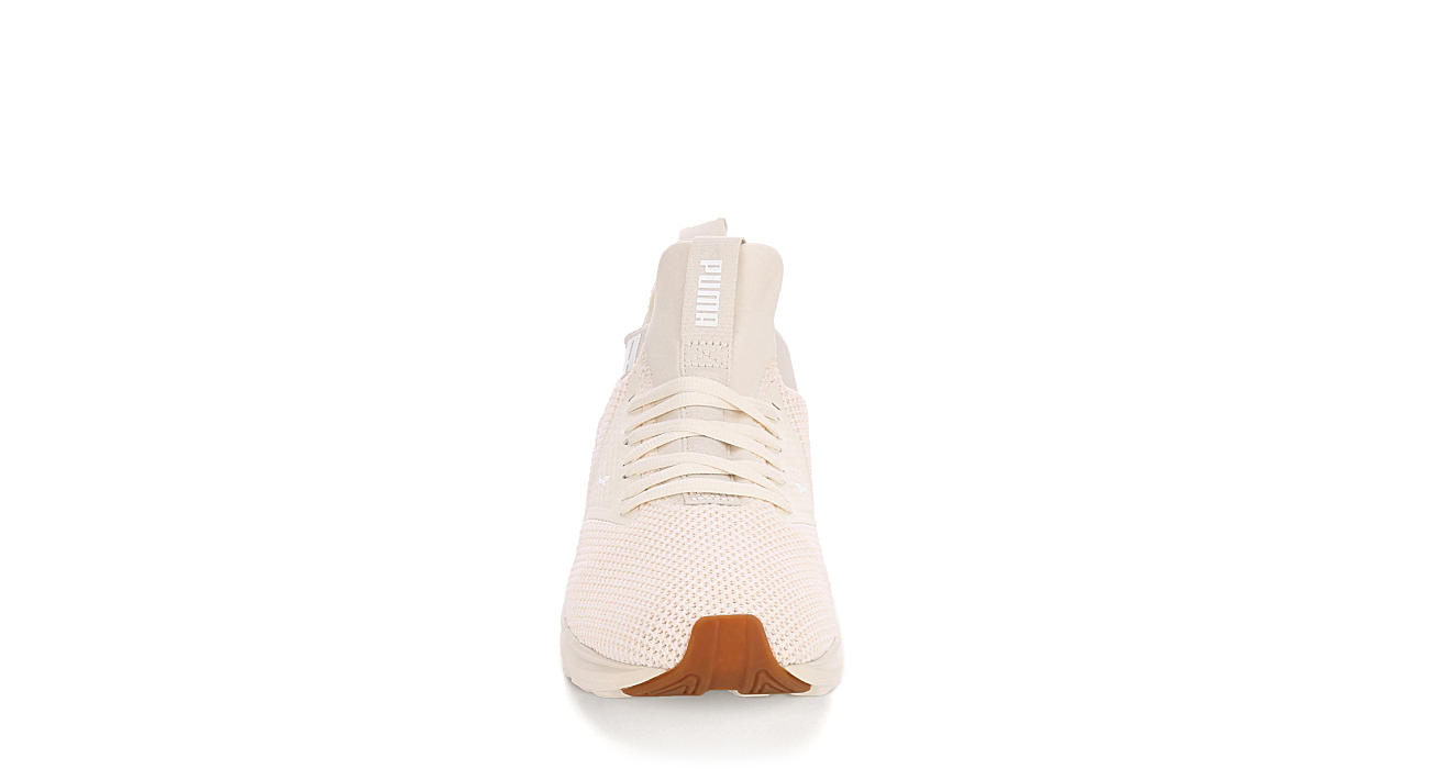 PUMA Mens Enzo Beta Sneaker - WHITE