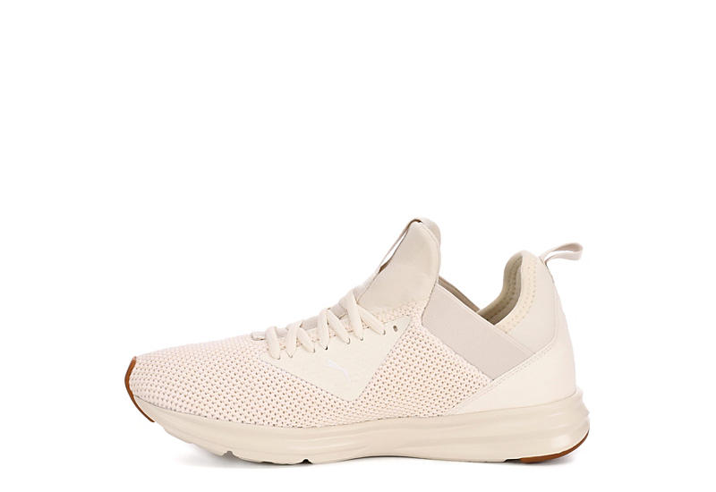 PUMA Mens Enzo Beta Sneaker - WHITE
