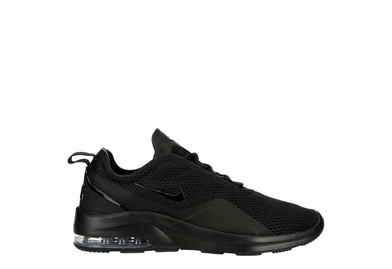 NIKE Mens Air Max Motion 2 Sneaker - BLACK