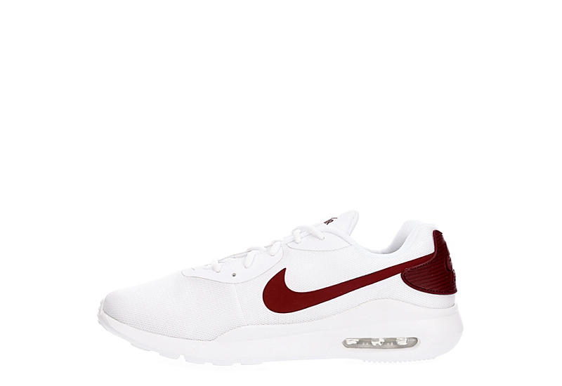 NIKE Mens Air Max Oketo Sneaker - WHITE