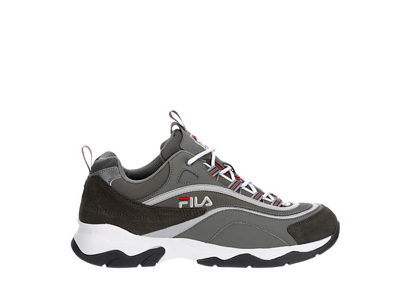 FILA Mens Ray Sneaker - GREY