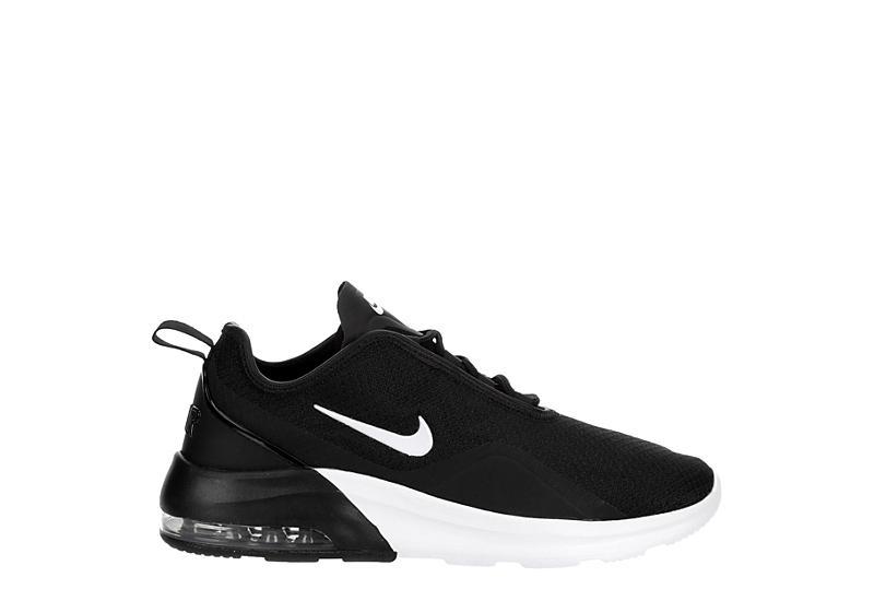 Nike Mens Air Max Motion 2 Running Shoe - Black