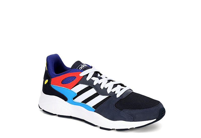 low priced 69f12 ae486 Adidas Mens Crazychaos - Navy