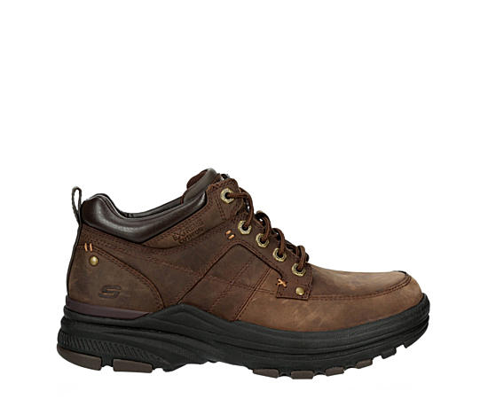 Mens Holdren-lender Relaxed Fit Memory Foam Boot