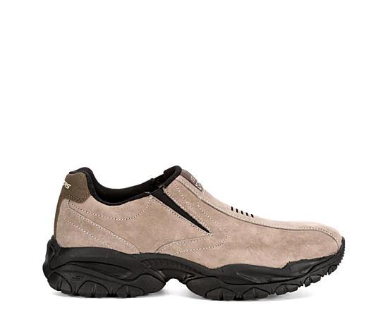 Mens Corbino Slip Shoe