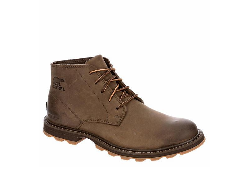 SOREL Mens Madson Chukka Waterproof Boot