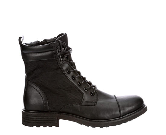 Mens Lineup Cap Toe Rugged Boot