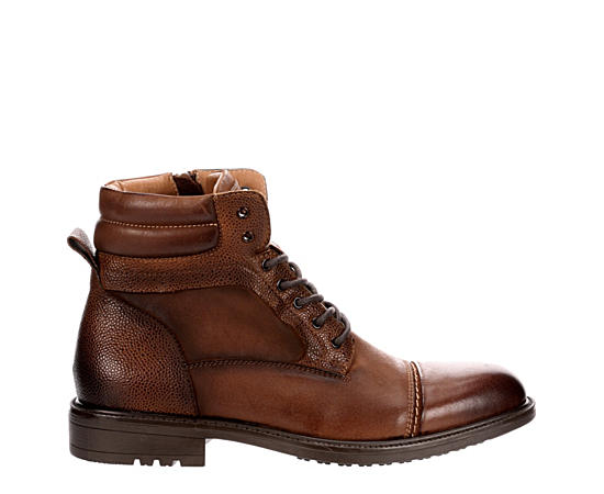 Mens Ghazi Cap Toe Rugged Casual Boot