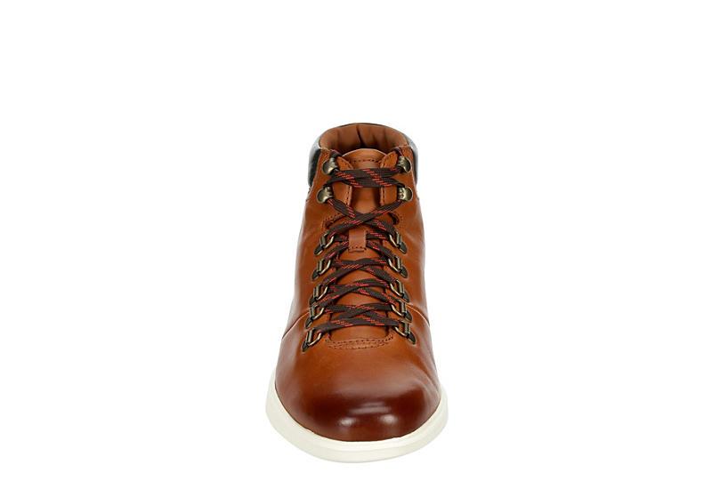 COLE HAAN Mens Grand Plus Essex Casual Boot - TAN