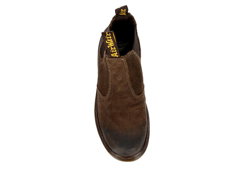 DR.MARTENS Mens Hardie Chelsea Boot - DARK BROWN