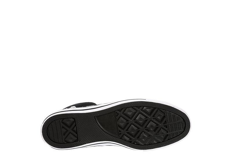 CONVERSE Mens Hi Street Hi Sneaker - BLACK