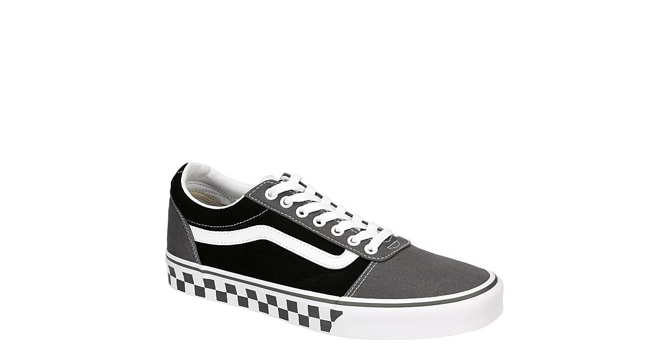 VANS Mens Ward Sneaker - DARK GREY