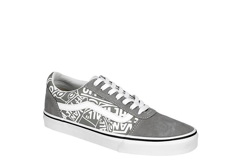 VANS Mens Ward Sneaker - GREY