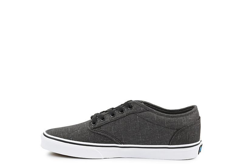 VANS Mens Atwood Sneaker - BLACK