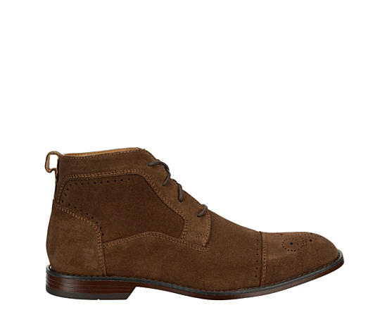 Mens Wexford Cap Toe