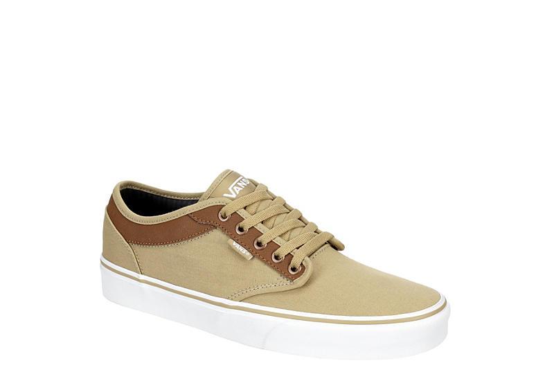 VANS Mens Atwood Sneaker - KHAKI