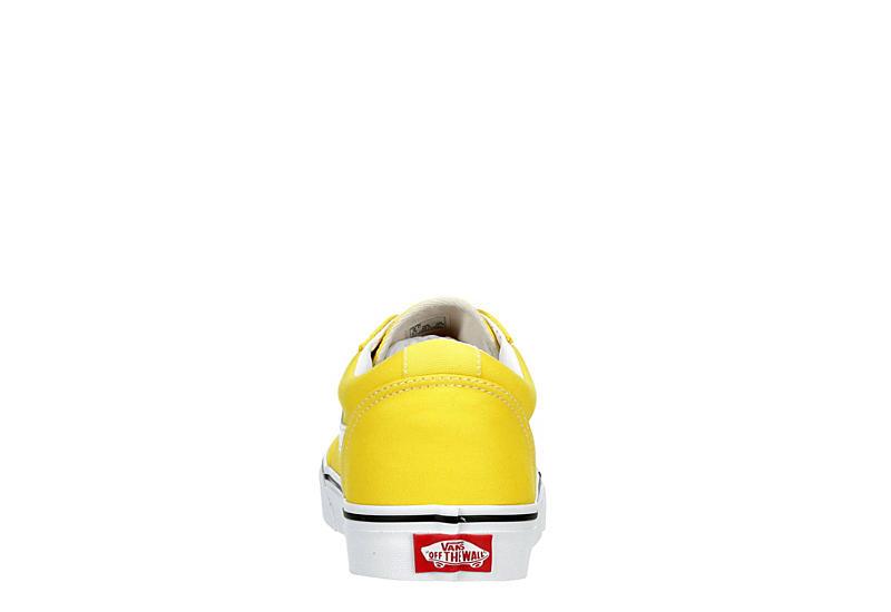 VANS Mens Ward Sneaker - YELLOW