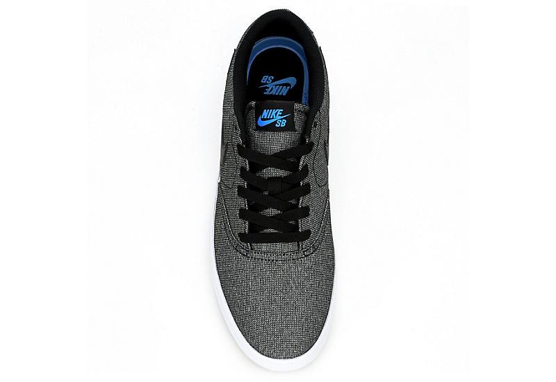 NIKE Mens Sb Check Solar Sneaker - DARK GREY