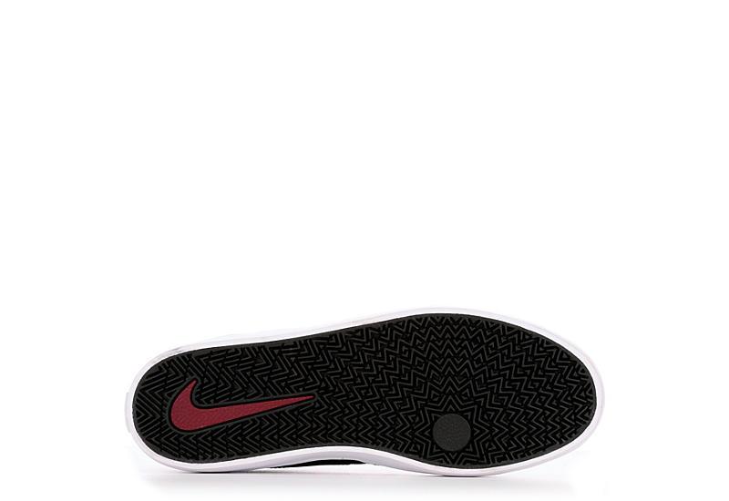 NIKE Mens Sb Check Sneaker - BLACK