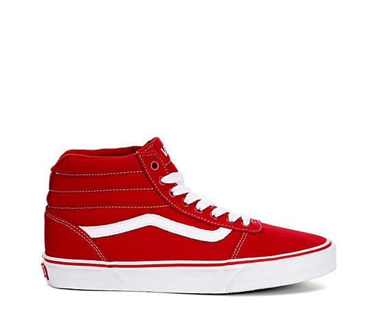 Mens Ward High Top Sneaker