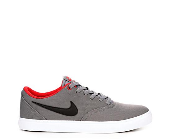 Mens Check Sneaker