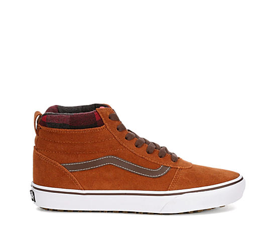 Mens Ward High Top Matte Sneaker