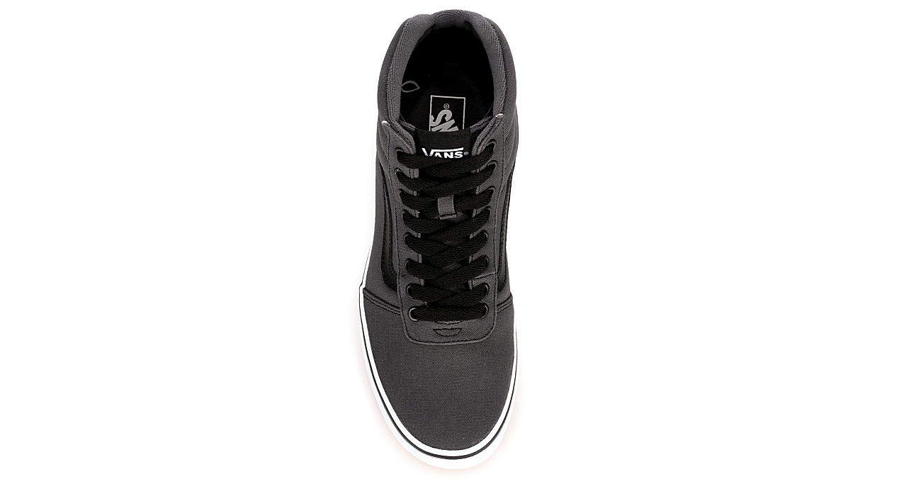 Vans Mens Ward High Top Sneaker - Dark Grey f521c81bd