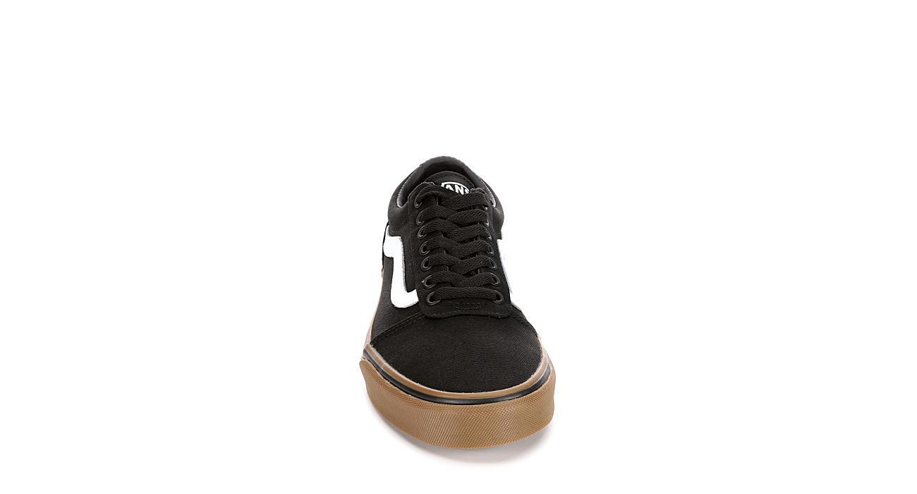 VANS Mens Ward Sneaker - BLACK