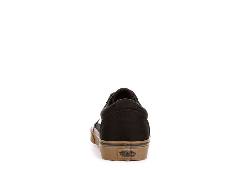 VANS Mens Ward Sneaker - BLACK