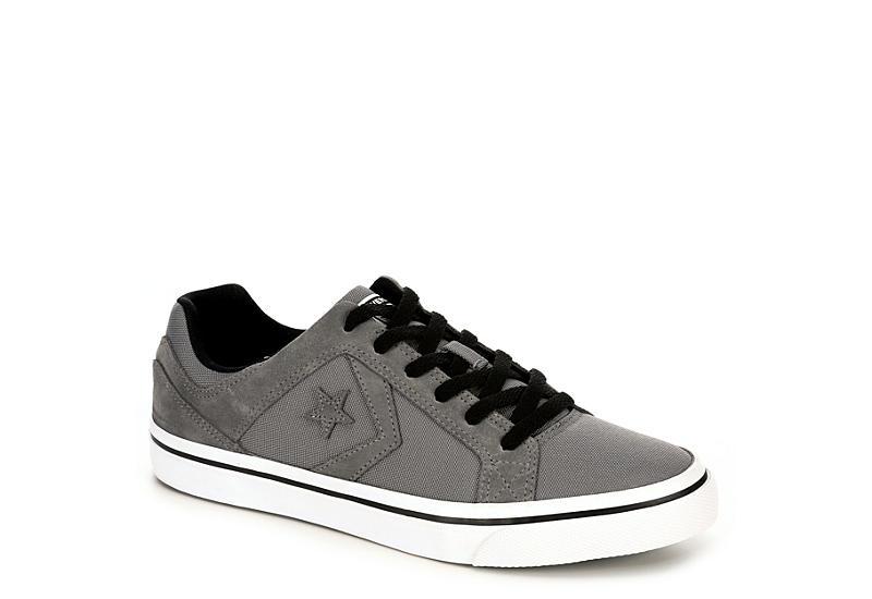 4aef9c600628 Converse Mens El Distrito Sneaker - Grey