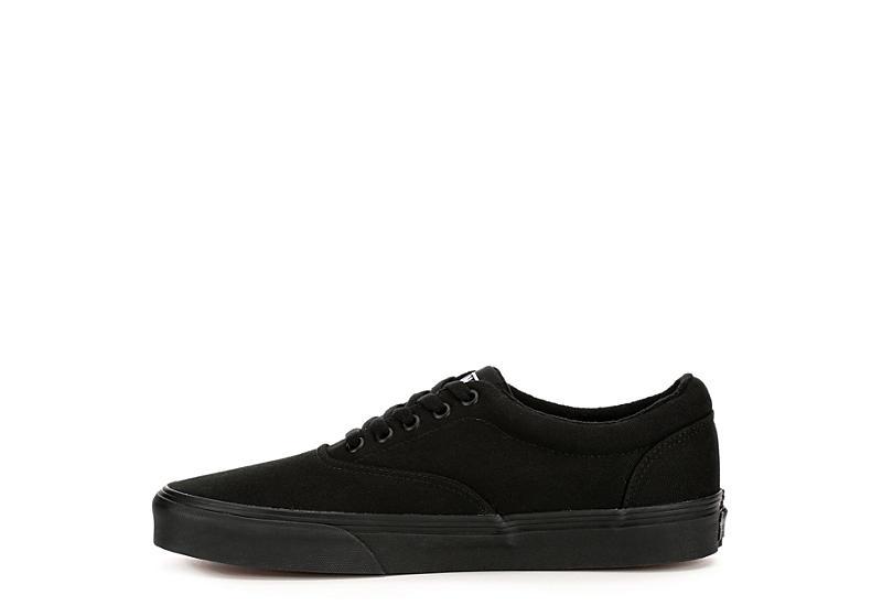 VANS Mens Doheny Sneaker - BLACK