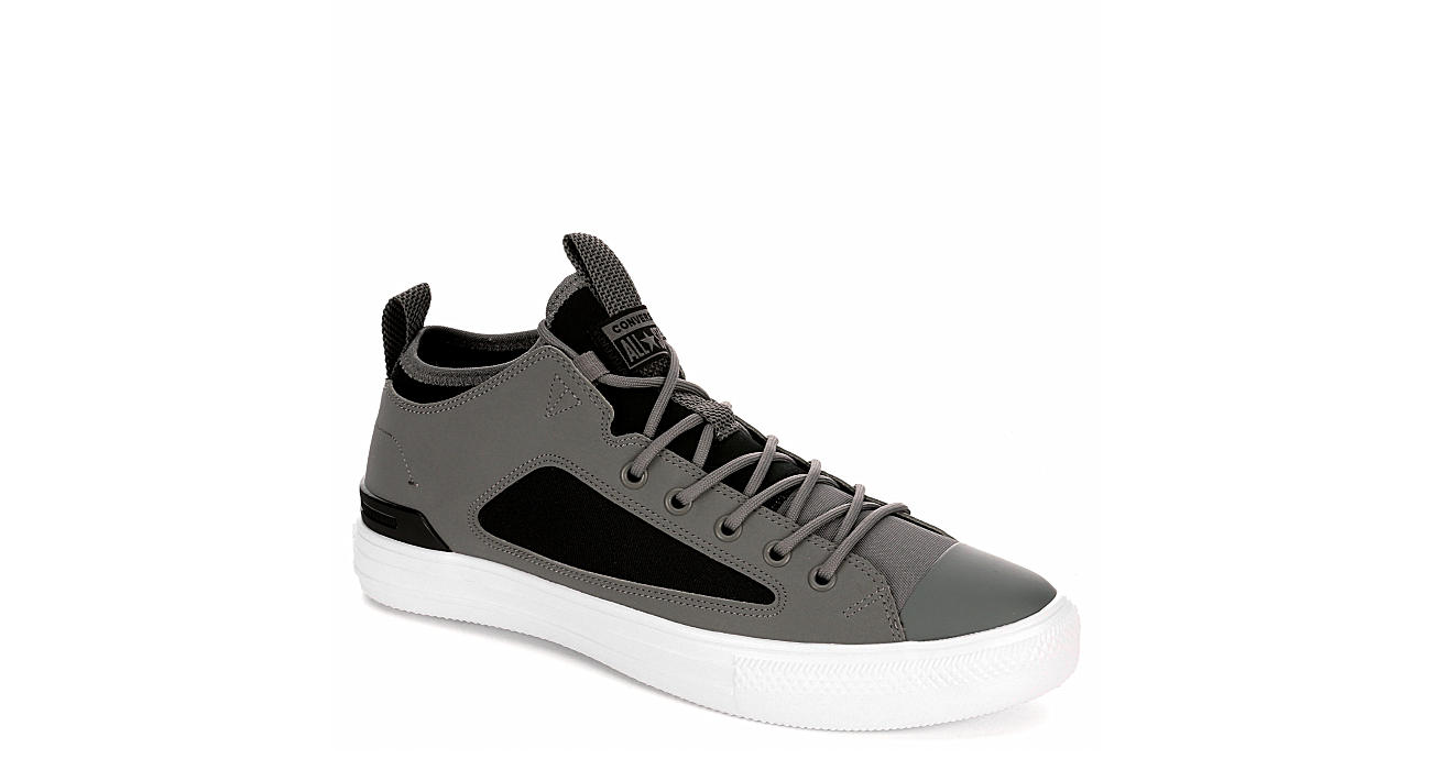 029f09ed07f9 Converse Mens Chuck Taylor All Star Ultra Ox Sneaker - Grey