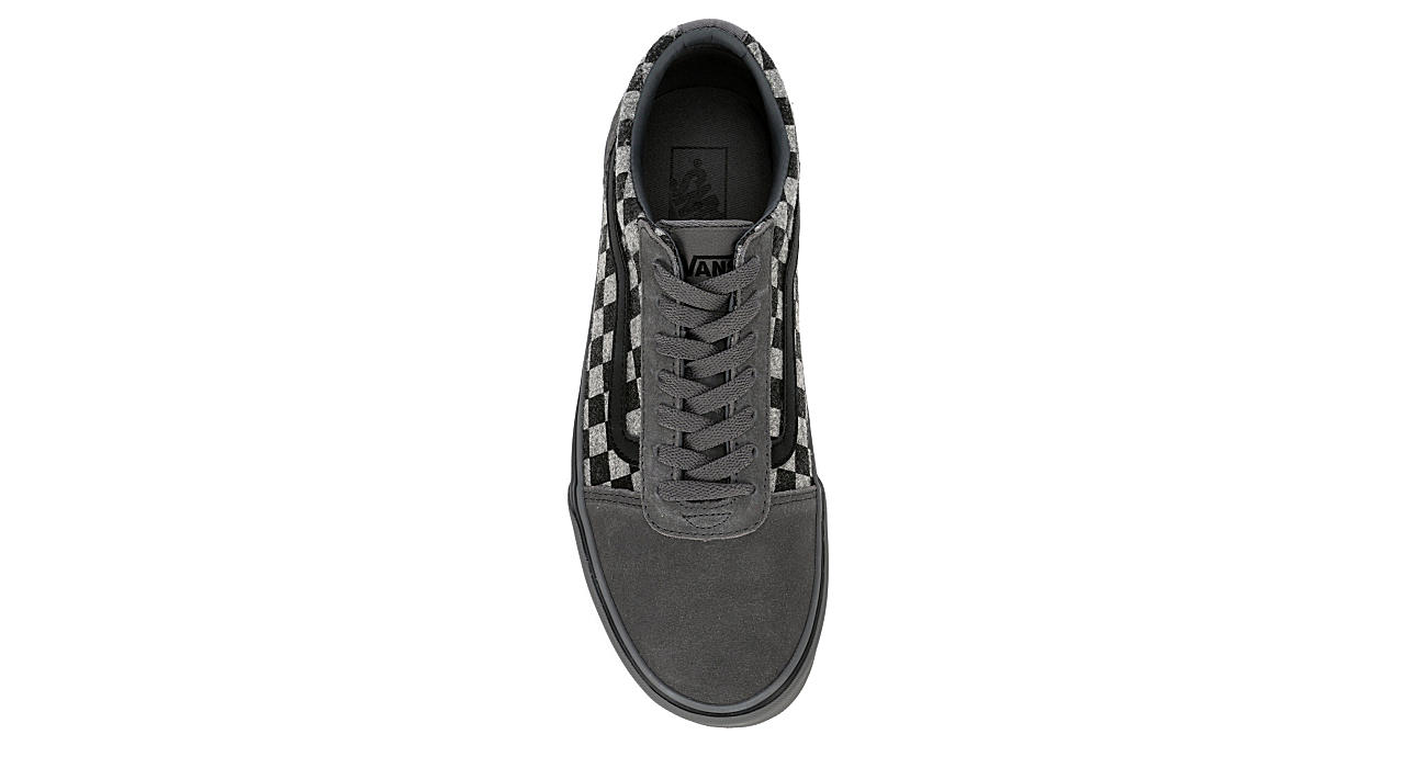 VANS Mens Ward Sneaker - GREY